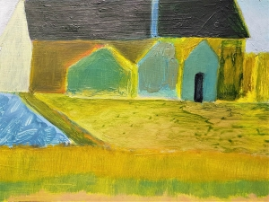 Barbara Moyes -  The Green Barn