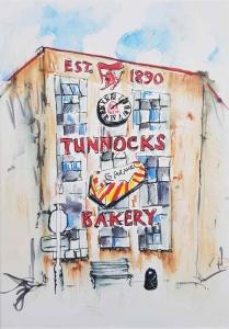 Rebecca Paul - Tunnocks