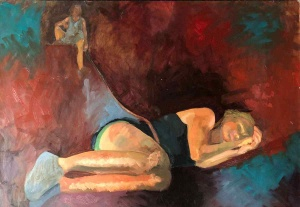 Saras Feijoo - Dreamy Nap