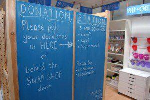 facilities swap shop