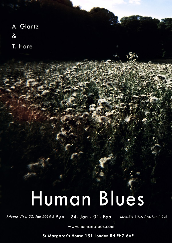 Human Blues   Anna Glantz and Tam Hare