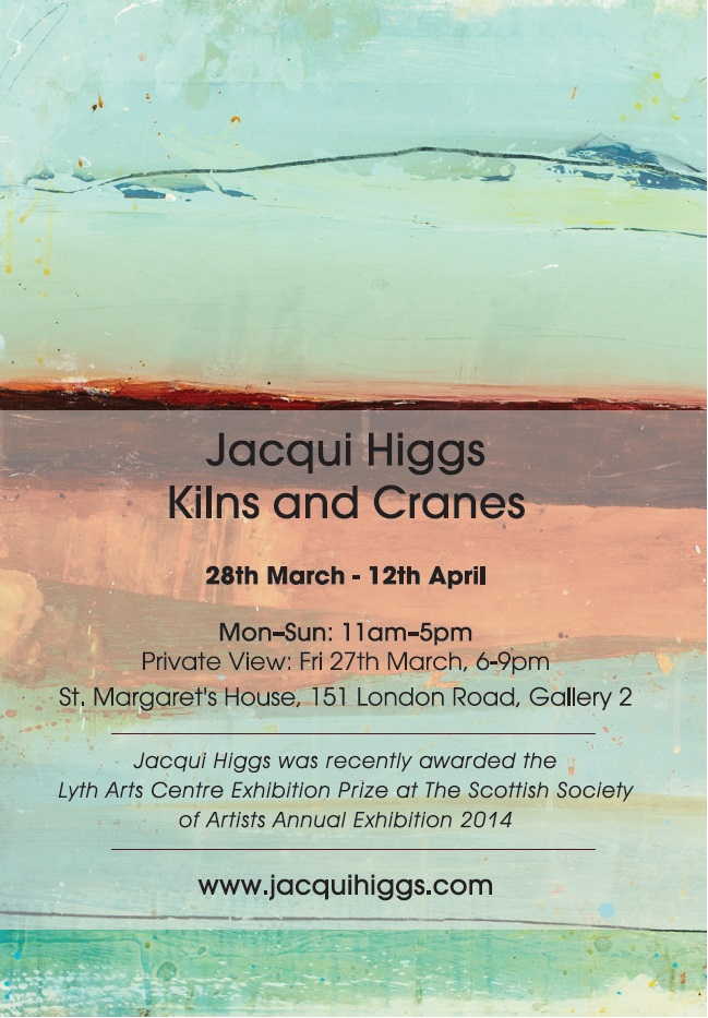 Kilns and Cranes | Jacqui Higgs SSA