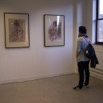 Naked Eye   Pop-up Exhibition, Install view
