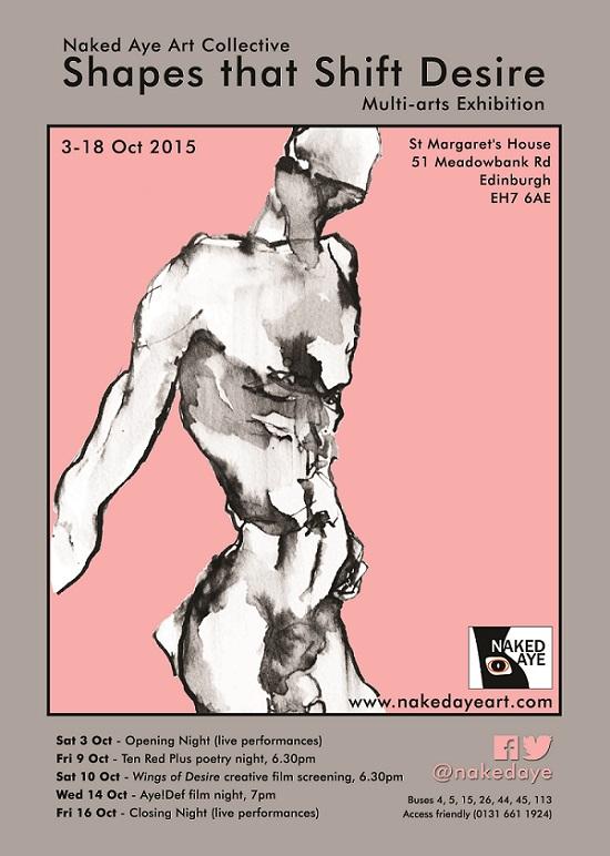 Shapes that Shift Desire | Naked Aye Art