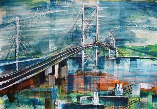 Forth Road Bridge - Alan Kay (image)