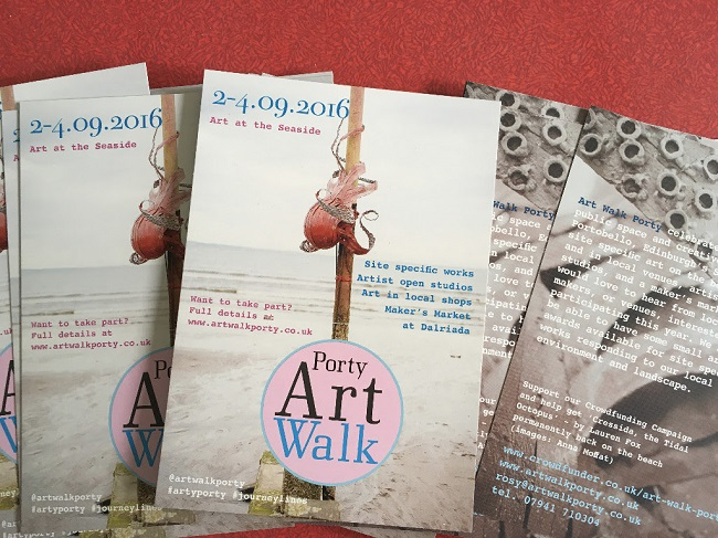 Art Walk Porty