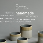 Handmade Edinburgh, 28-30 October