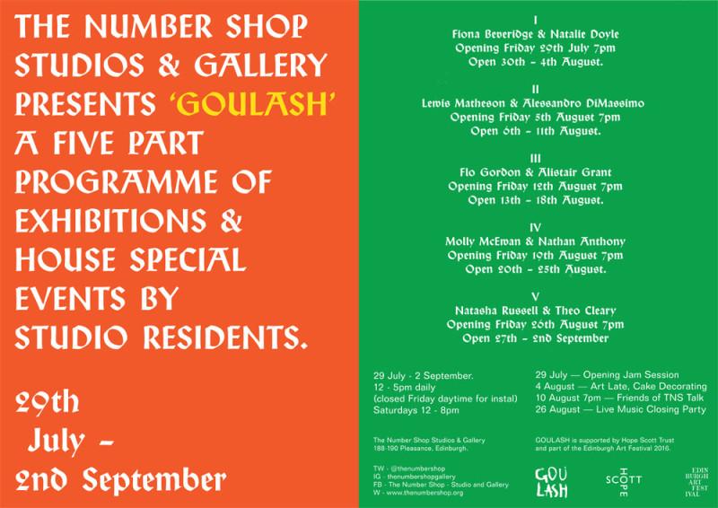 goulash flyer