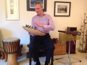 Meadowbank Music Therapy sessions