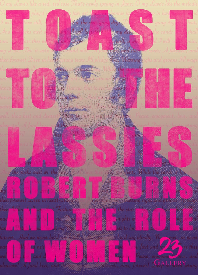 Call for Submissions | ROBERT BURNS EXHIBITION | Edinburgh Palette