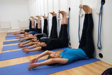 Yoga Now Studio - Iyengar Yoga class