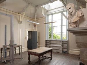 Hospitalfield Residency. Image: Ruth Clark