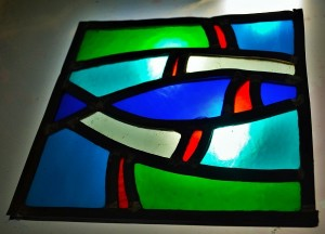 Stained Glass pane