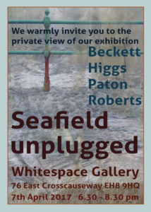 Private view 7th April 6:30-8:30