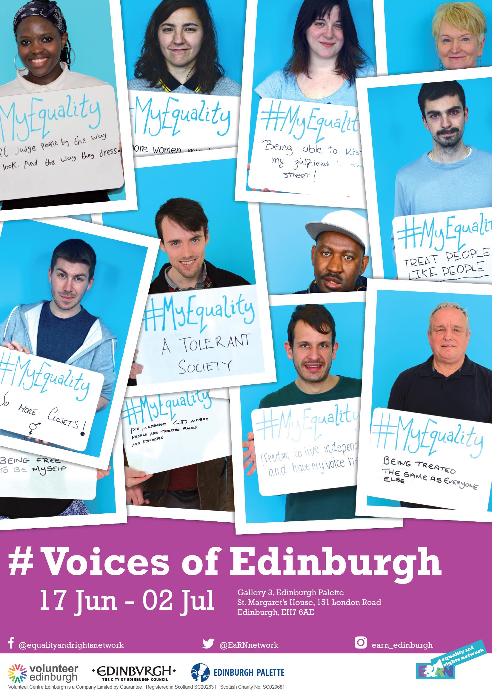 Voices of Edinburgh