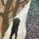 Mournful pavement