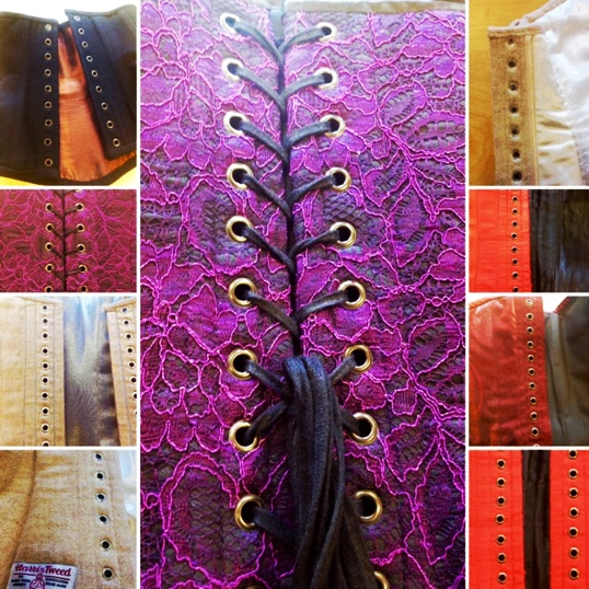 Weekend Corsetry Course With Lubi Lykan