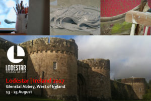 10-Day Painting/Drawing Intensive in Ireland
