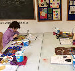 Children's Art Camp in G5