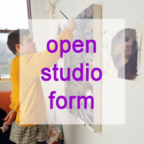 To register your studio please fill in this form