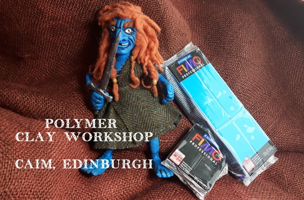 Intro to Polymer Clay Workshop