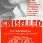 Chiselled, 29 Sept to 14 Oct