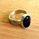 Make a stone set ring
