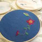 2 week introduction to Hand Embroidery