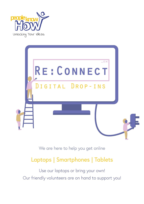 Re:Connect Digital Drop-ins