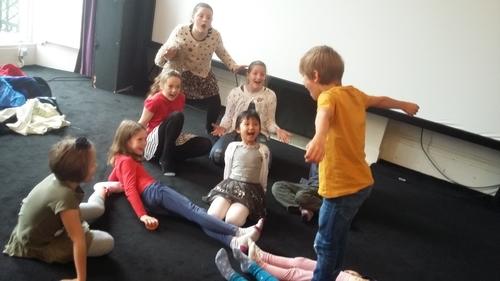 CHILDREN (5+) French Bilingual Theatre Classes