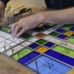Stained Glass day classes - Improve and advance.