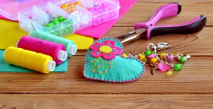 Hand Embroidery for Children