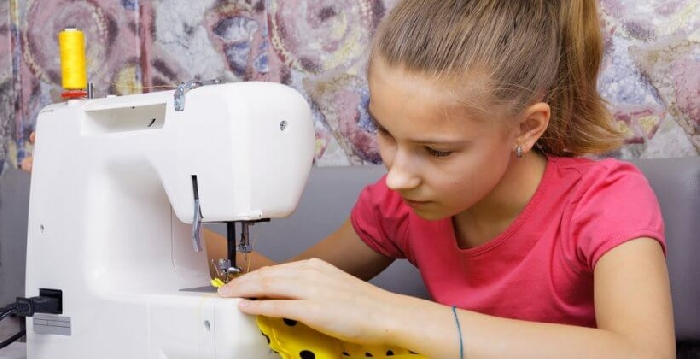 Kids Sewing Course