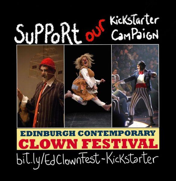 Clown Festival Kickstarter Image