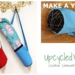 Easy Sew Yoga Mat Bag