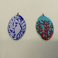 Have a go at Enamelling!