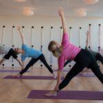 Drop-in Iyengar yoga