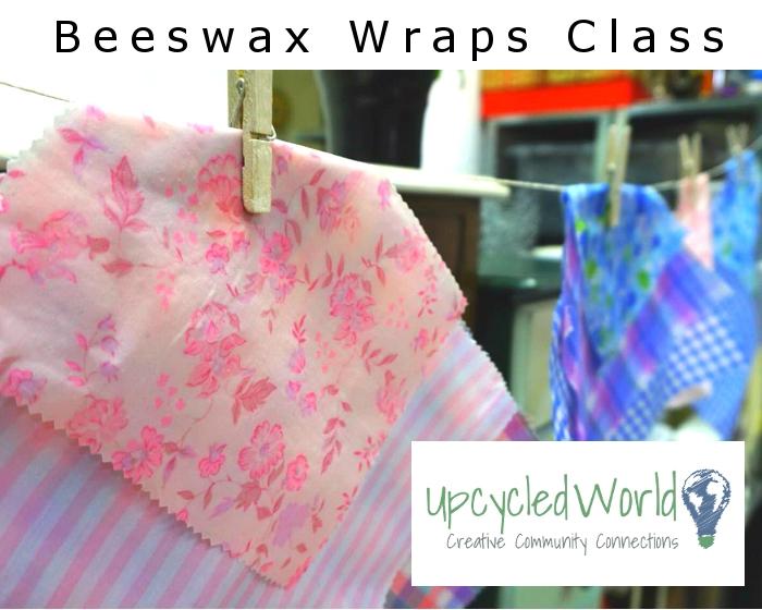 Beeswax Wraps Class