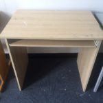 Small wooden desk (55 x 79.5)