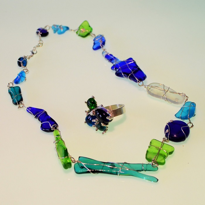 4 Elements - Glass & Jewellery Course