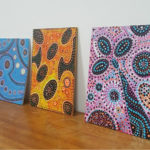 Dotty Art for Wellbeing Class by Upcycled World