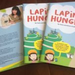 Book cover - Lapin is Hungry