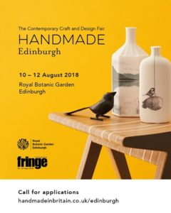 Handmade in Edinburgh 2018