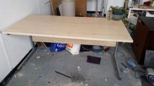 Desk available