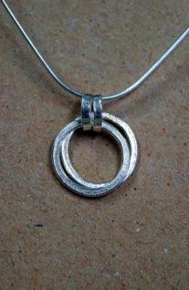 Make a Silver Pendant