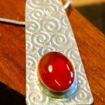 Make a stone set ring or pendant