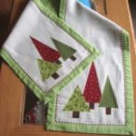 Christmas Stockings, cushions and table runners class