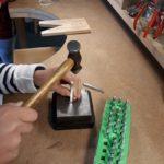 Kids pendant/keyring making workshop