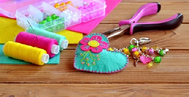 Kids Hand Embroidery