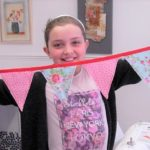 Kids Sewing - Bunting